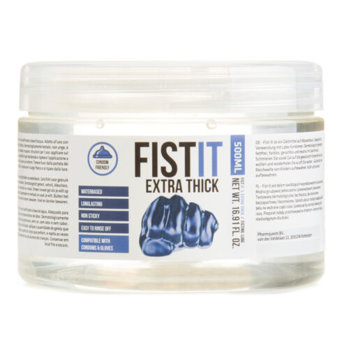Fist It Extra Thick 500ml