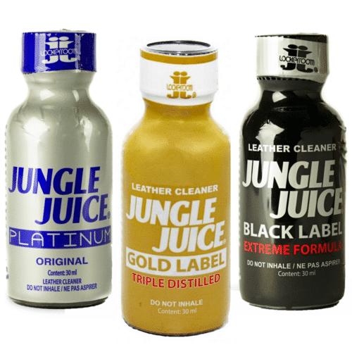 3 Bottle The Best Of Jungle Juice Pack 30ml