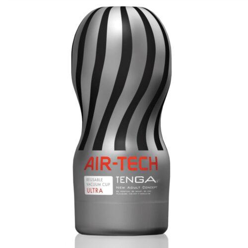 Tenga Air Tech Reusable Vacuum Cup Ultra Grey