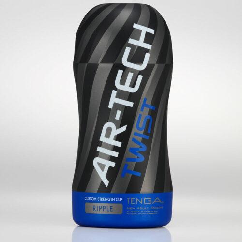 Tenga Air Tech Twist Ripple Blue