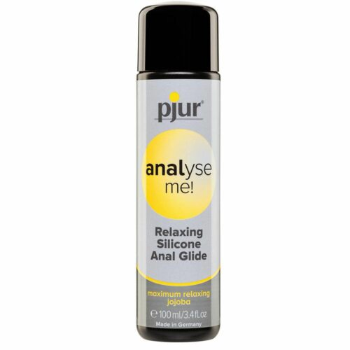 Pjur Analyse Me Anal Relaxing Silicone Glide 100ml