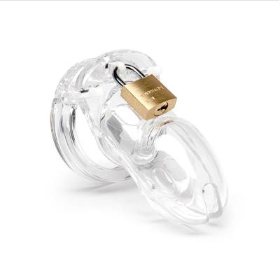 CB 3000 Male Chastity Device - Clear