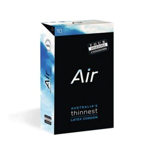 Four Seasons Air Condoms 10 Pack