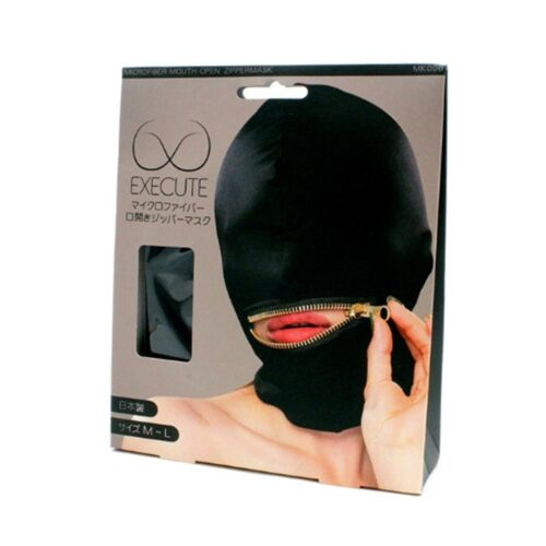 Execute Microfiber Mask With Mouth Zip