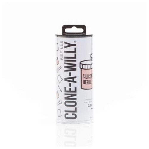 Clone A Willy Silicone Refill - Light Skin Tone