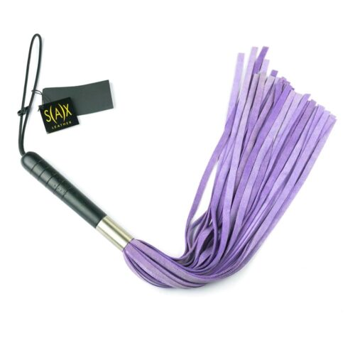 S(A)X Suede Flogger Classic Purple