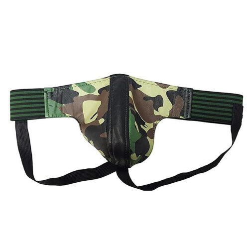 Rouge Jocks With Striped Band Large - Camo