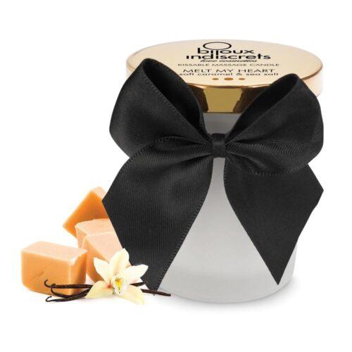 Bijoux Melt My Heart Soft Caramel Massage Candle