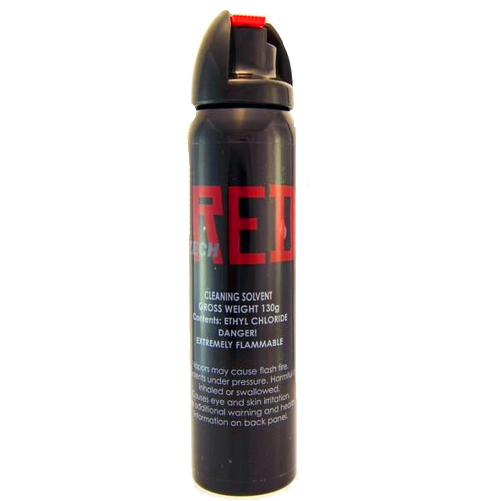 Red Czech 130g – Video Head Cleaner (Ethyl Chloride)