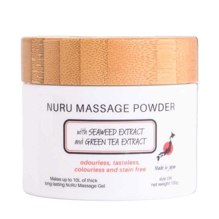 Eroticgel Nuru Massage Power with Seaweed and Green Tea Extract 100g