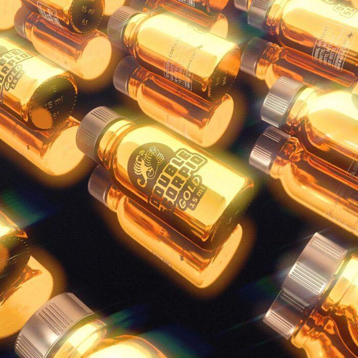 Double Scorpio Golden Gems 15ml - 6 Pack
