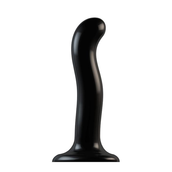 Strap On Me P&G Spot Dildo Medium - Black
