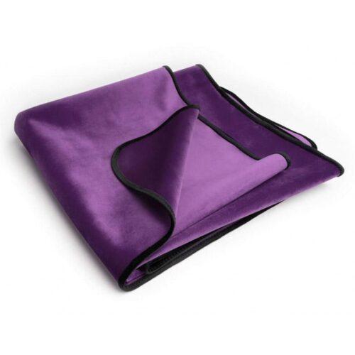 Liberator Decor Fascinator Throw - Purple