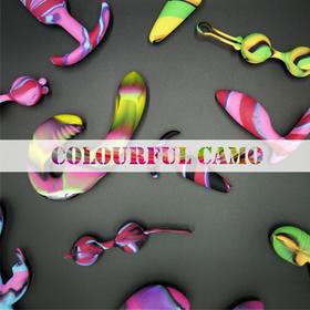 Colourful Camo Collection