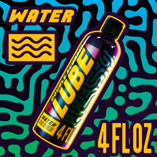 Double Scorpio Water Based Lubricant 118ml
