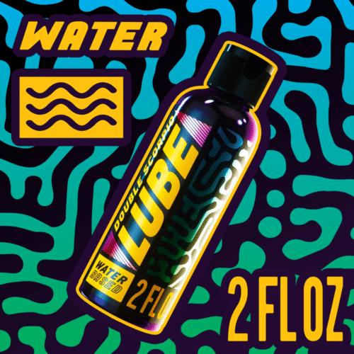 Double Scorpio Water Based Lubricant 59ml